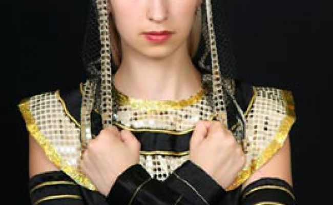 Новорічний костюм змії для дівчини