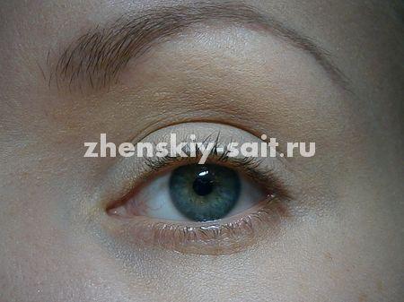 Новорічний макіяж для дівчини «зоряне сяйво»