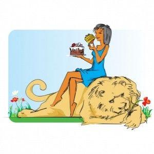 Полювання чи зоряного царя або як закохати в себе чоловіка лева?