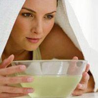 Парова лазня для особи, як зробити процедуру очищення шкіри