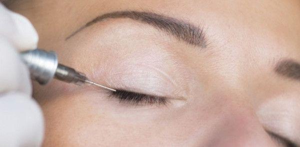Перманентний макіяж очей: популярні питання