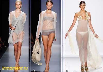 Пляжна мода 2010 (фото): спідниці, шорти, сукні. Модні пляжні сумки, взуття, прикраси та головні убори літо 2010 (фото)