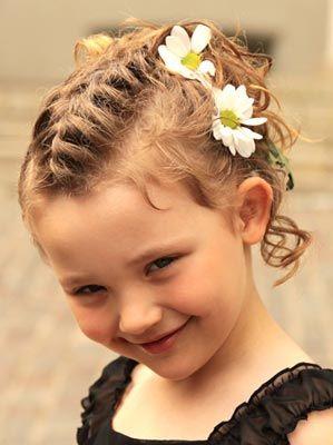 Зачіски дівчинці на 1 вересня