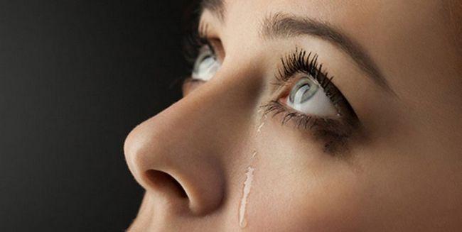 Причини сльозотечі очей людини. Методи лікування
