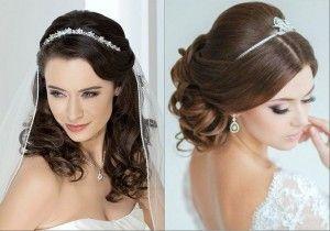 Зачіска на довге волосся на весілля для нареченої і не тільки