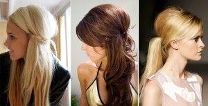 Зачіски на довге волосся: високі зачіски на особливий випадок і кожен день