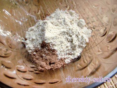 какао і протеїн