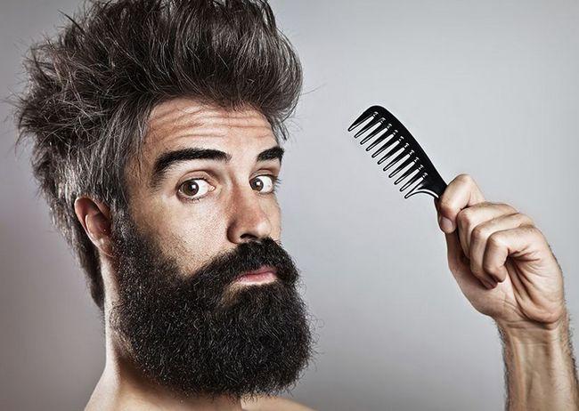 Реп`яхову олію для росту бороди: як правильно застосовувати