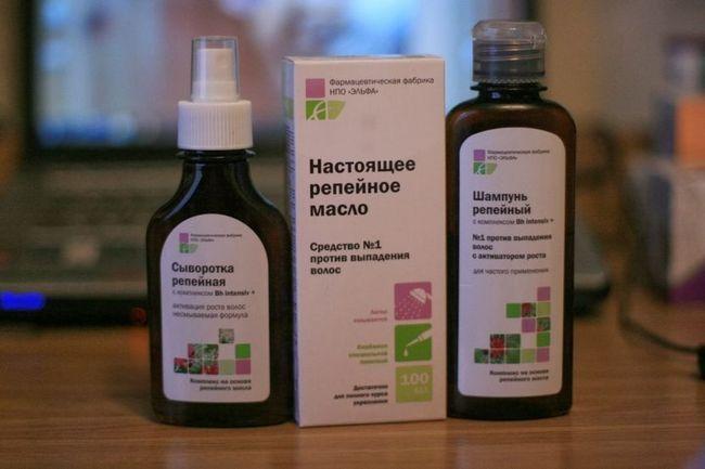 Реп`яхову олію: властивості і принципи дії