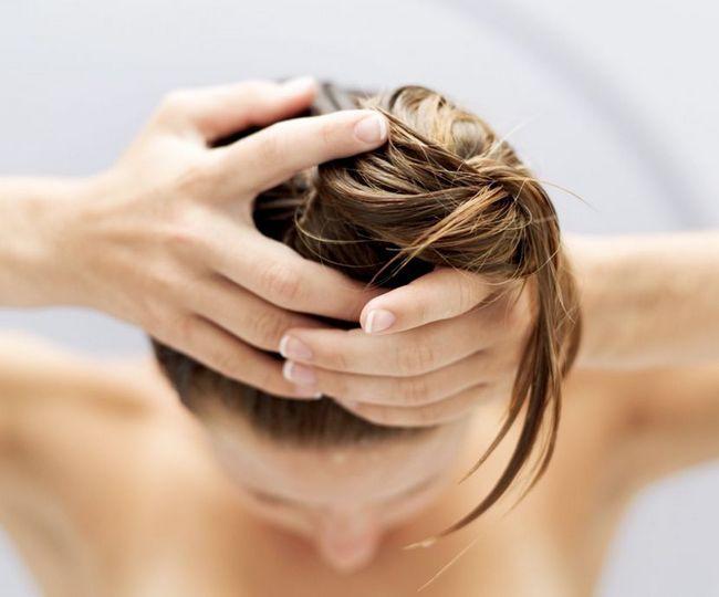 Маски для волосся з реп`яхову олію