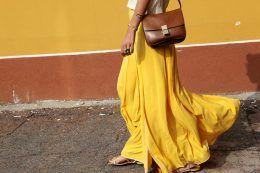 З чим носити довгу спідницю: найстильніші образи