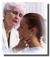 Шишка під підборіддям: причини появи і способи лікування