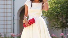 Поєднання кольорів в одязі - білий