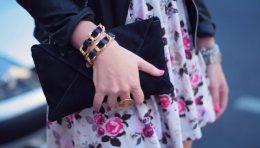 Поєднання кольорів в одязі - чорний