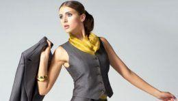 Поєднання кольорів в одязі - сірий
