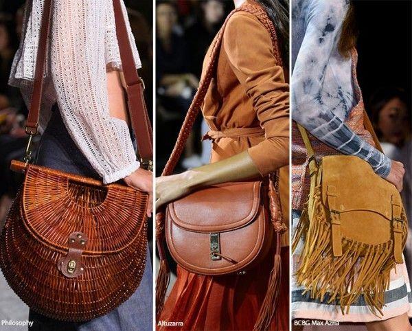 Стильні сумки: огляд модних тенденцій 2016