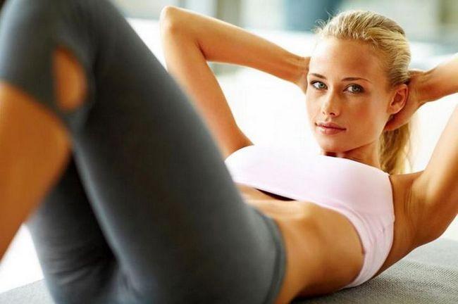Як прибрати звисаючий живіт за допомогою вправ