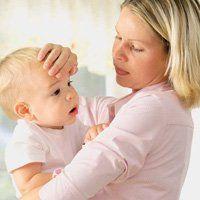 Температура у дитини після щеплення, причини її підвищення