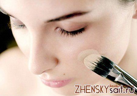 тональний крем для проблемної шкіри