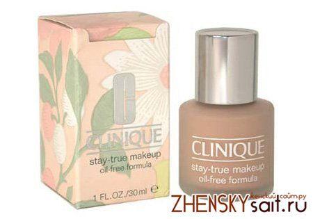 тональний крем для жирної шкіри від Clinique