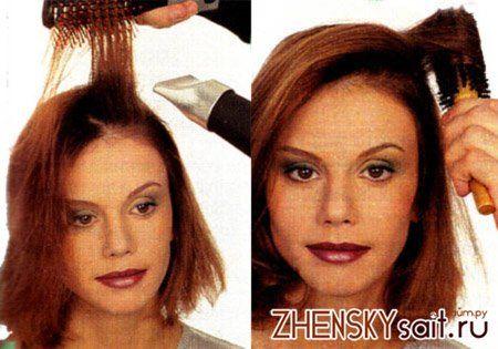 зачіска каре