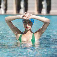 Вправи в басейні для схуднення, займаємося гімнастикою у воді