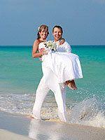 У моді весілля на пляжі