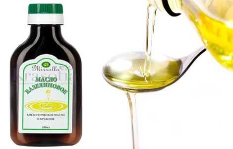 Вазелінове масло інструкція із застосування
