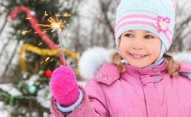 Зустрічаємо новий рік з дітьми в Росії