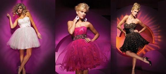 Зустрічаємо новий рік в пишній сукні!