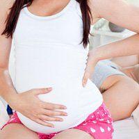 Здуття живота при вагітності, причини і лікування