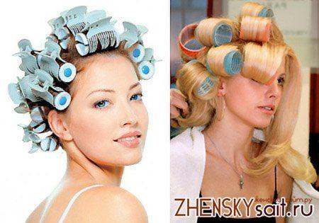 як накрутити волосся в домашніх умовах