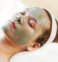 Зелена глина для шкіри