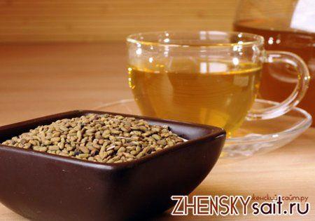 жовтий чай з Єгипту