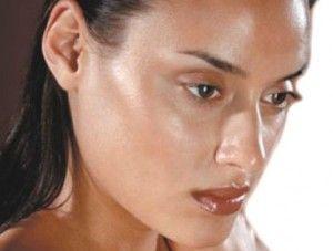Жирна шкіра обличчя, лікування в домашніх умовах